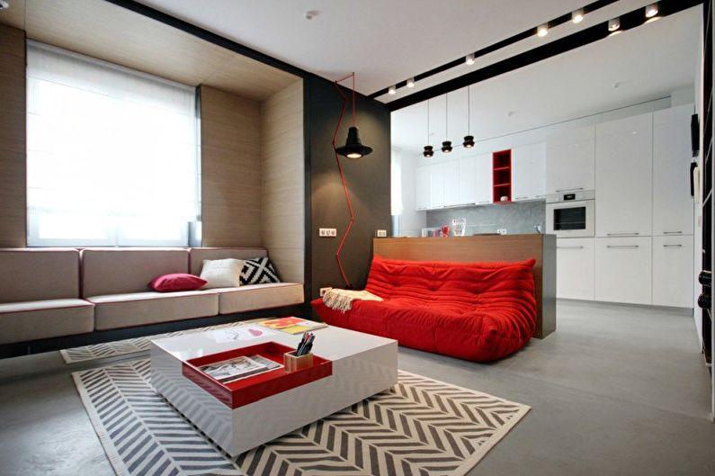 гостиная в стиле минимализм фото идеи