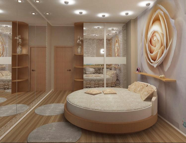 интерьер спальни по фен шуй декор