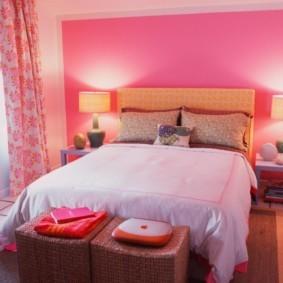 интерьер спальни по фен шуй фото декора