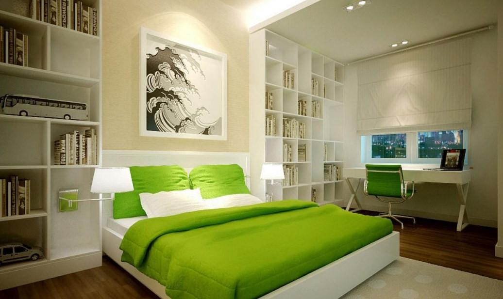 интерьер спальни по фен шуй фото оформление