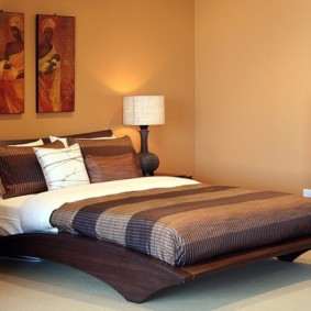 интерьер спальни по фен шуй фото видов