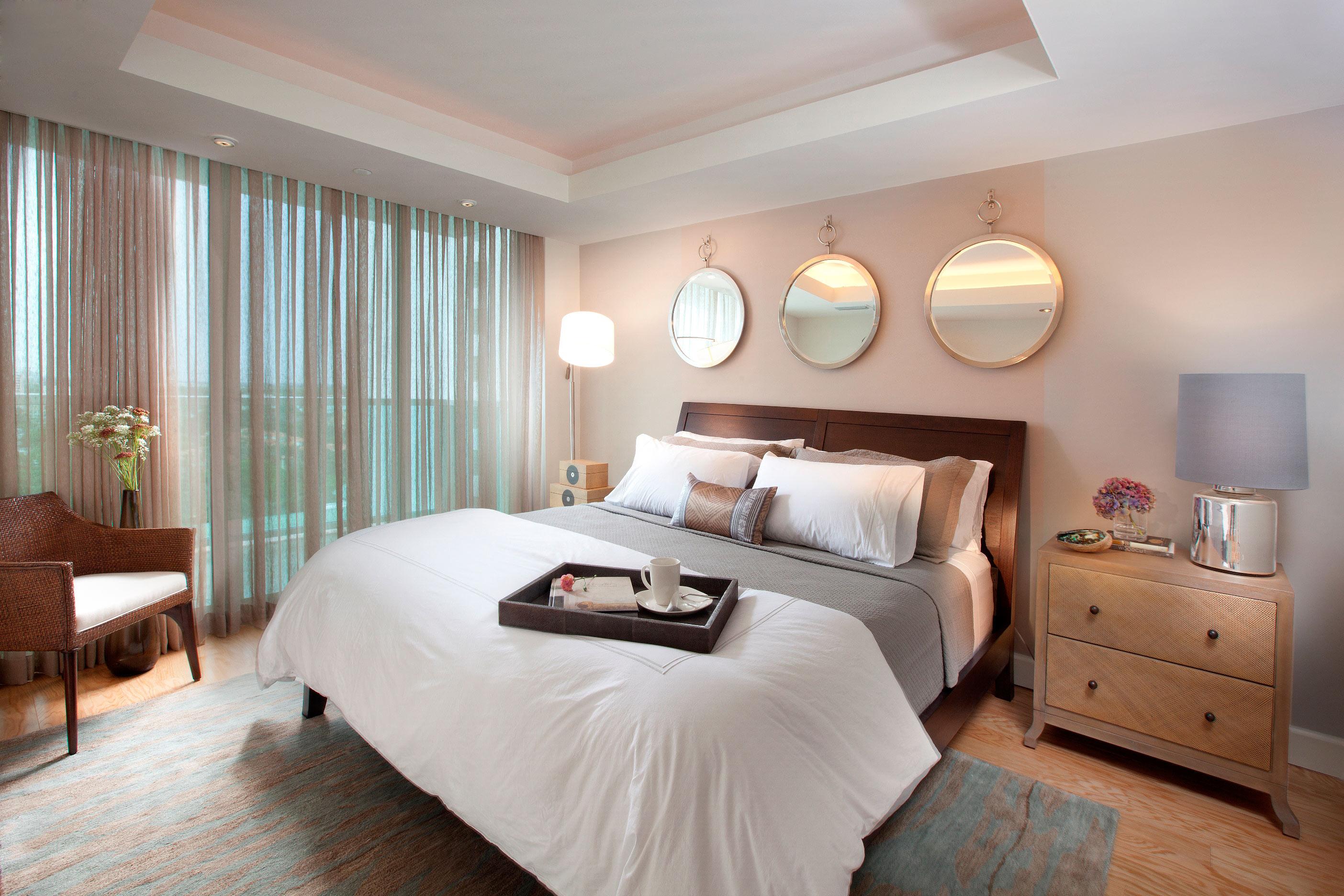 интерьер спальни по фен шуй дизайн