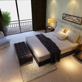 интерьер спальни по фен шуй идеи дизайн