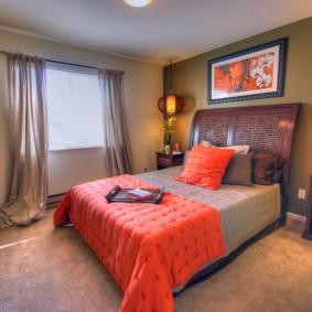 интерьер спальни по фен шуй варианты фото