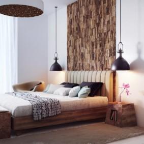 интерьер спальни по фен шуй виды