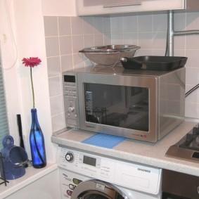 как спрятать газовую трубу на кухне виды идеи
