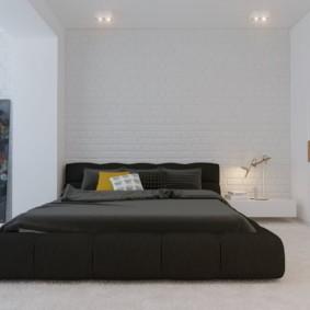 кирпичная кладка в квартире интерьер