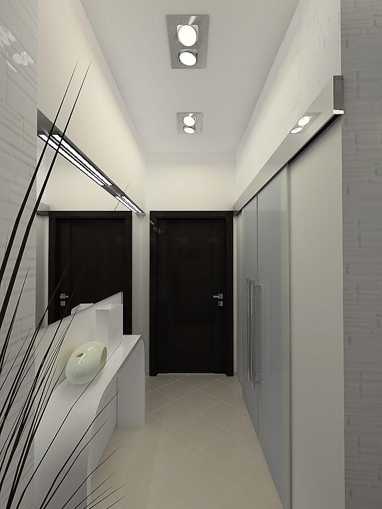 коридор прихожая дизайн интерьера