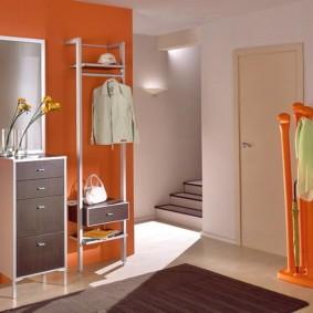 коридор с линолеумом идеи дизайна