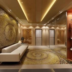 коридор в квартире фото дизайн