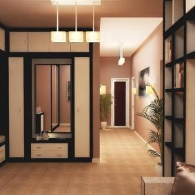 коридор в квартире фото дизайна