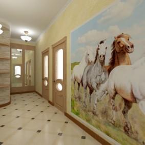 коридор в квартире идеи интерьера