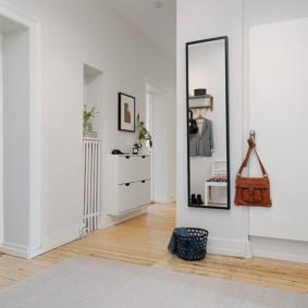 коридор в квартире интерьер фото