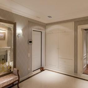 коридор в квартире варианты