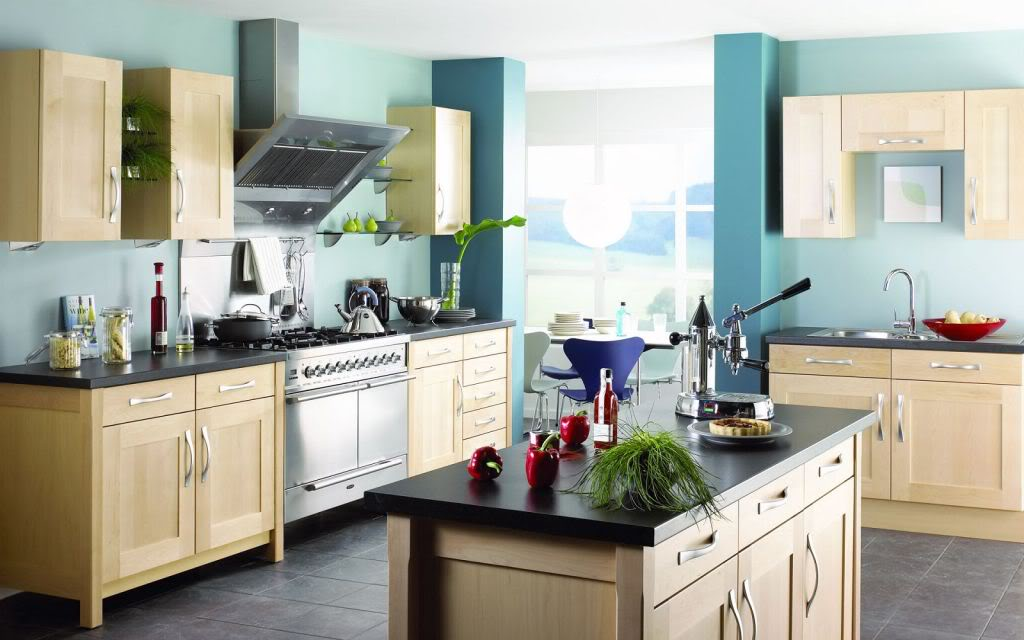 краска для кухни дизайн фото