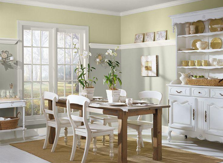 краска для кухни интерьер фото