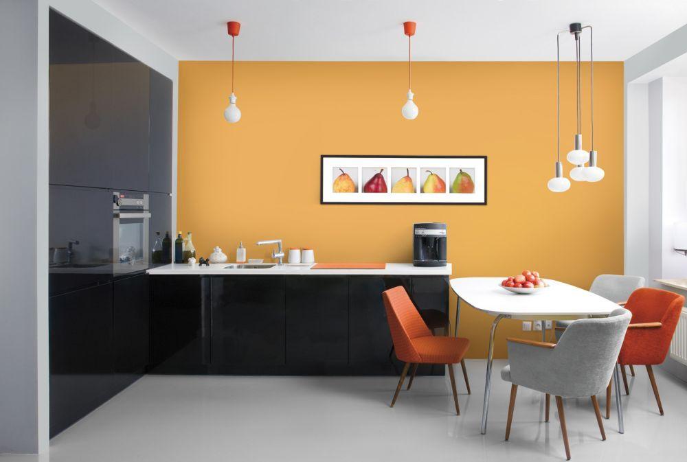 краска для кухни виды дизайна