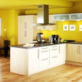 краска для кухни декор