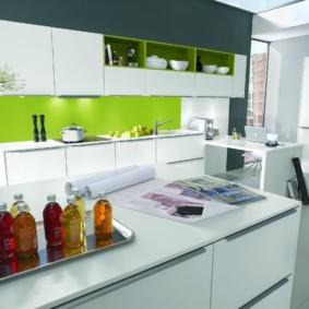 краска для кухни дизайн идеи