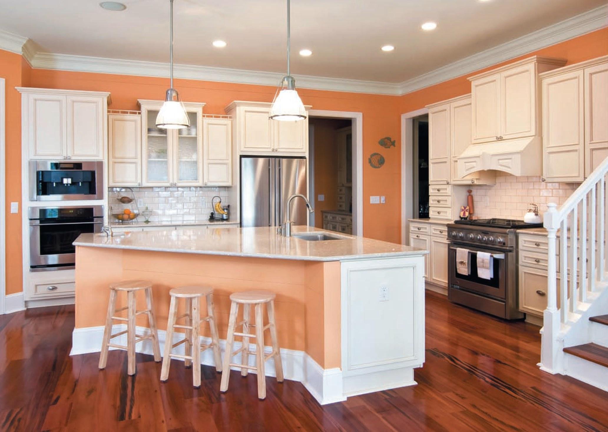 краска для кухни фото дизайна