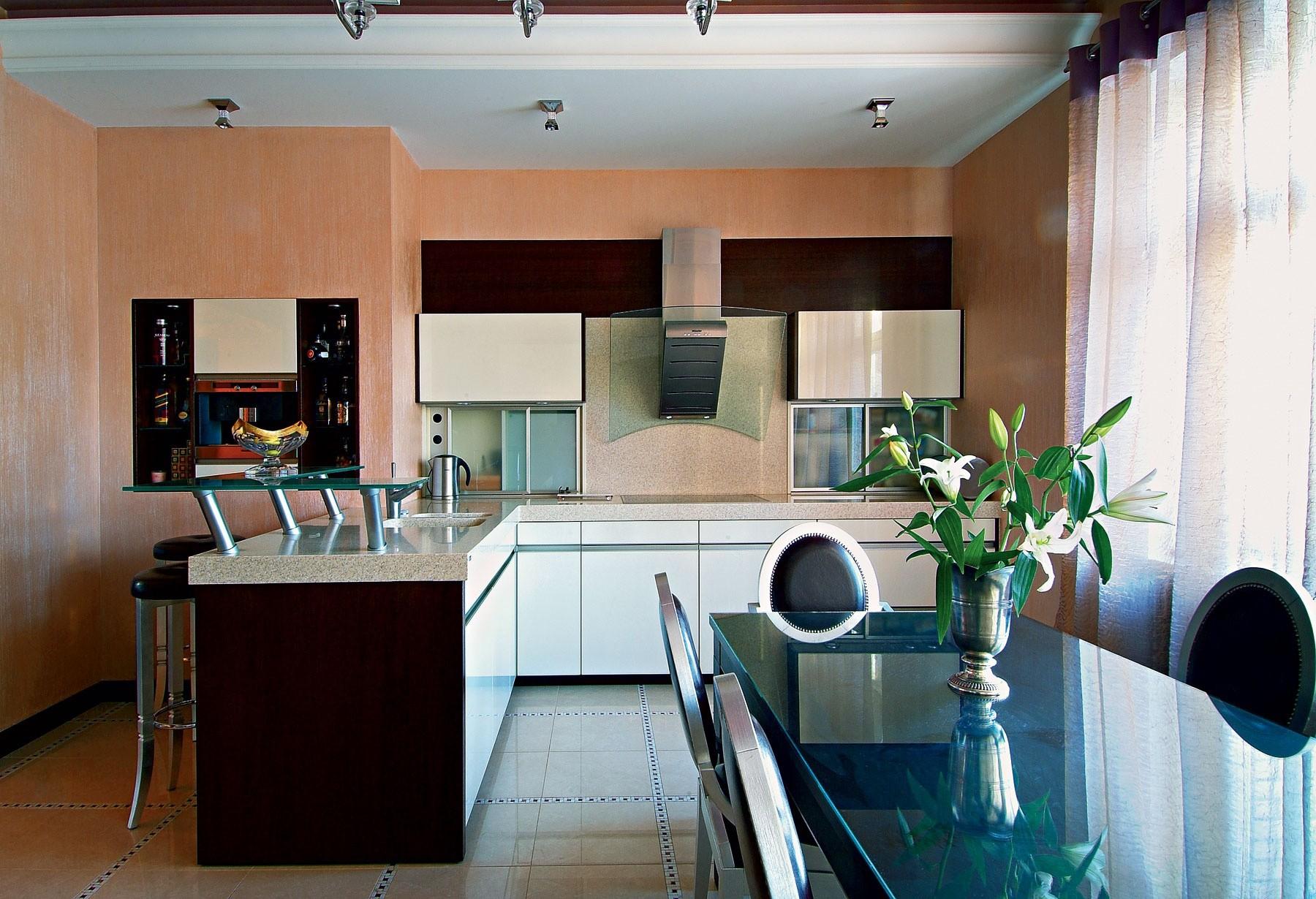 краска для кухни фото идеи