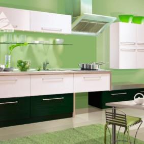 краска для кухни фото вариантов