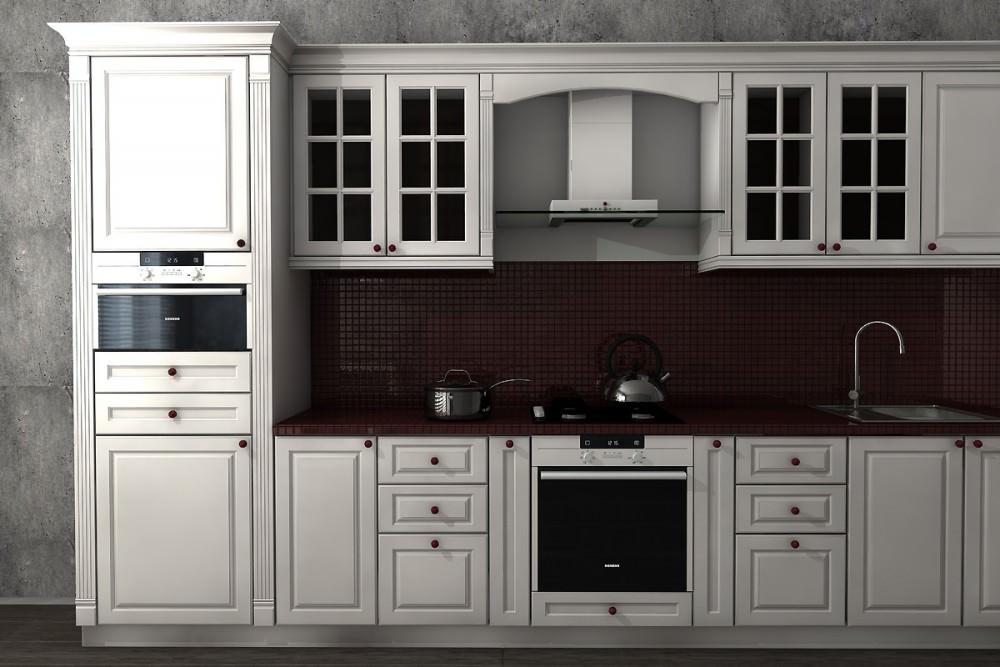 материалы для кухонного гарнитура крашеный мдф