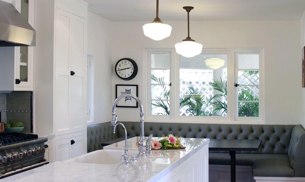 кухня с эркером идеи интерьера