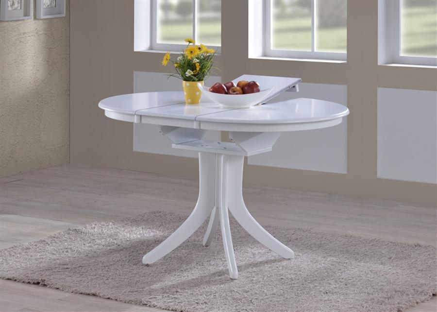 кухня с круглым столом интерьер идеи