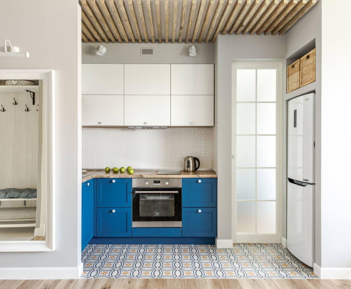 кухня ниша варианты