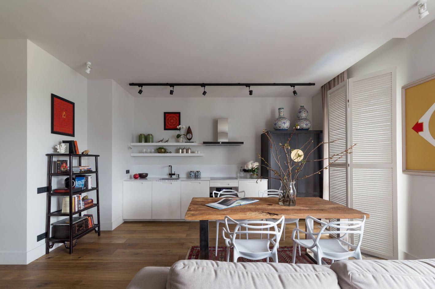 кухня ниша варианты идеи