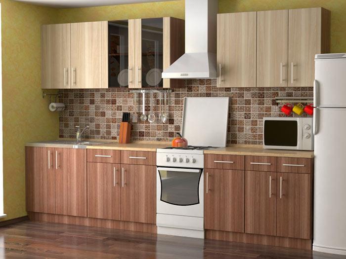 материалы для кухонного гарнитура лдсп