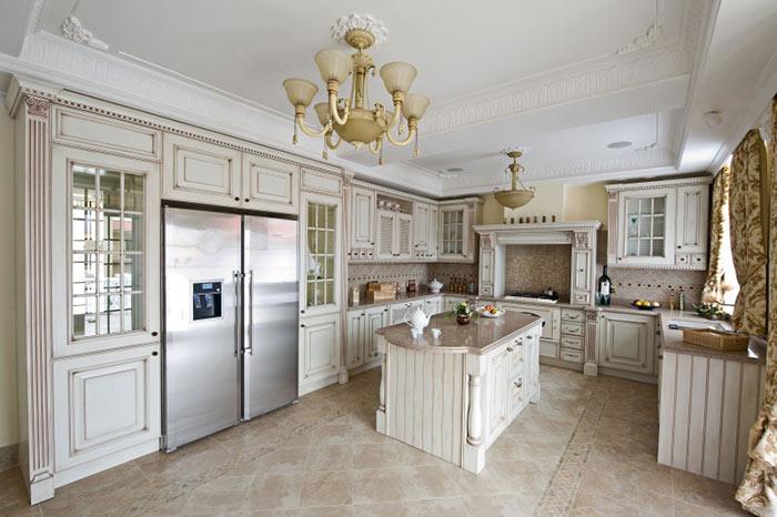 материалы для кухонного гарнитура мдф
