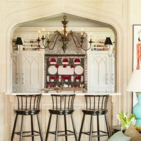 кухня в средиземноморском стиле фото декора