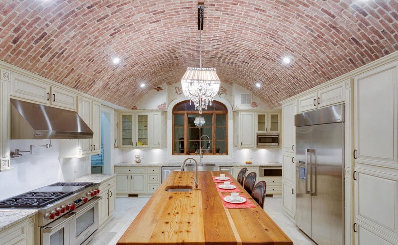 кухня в средиземноморском стиле фото идеи