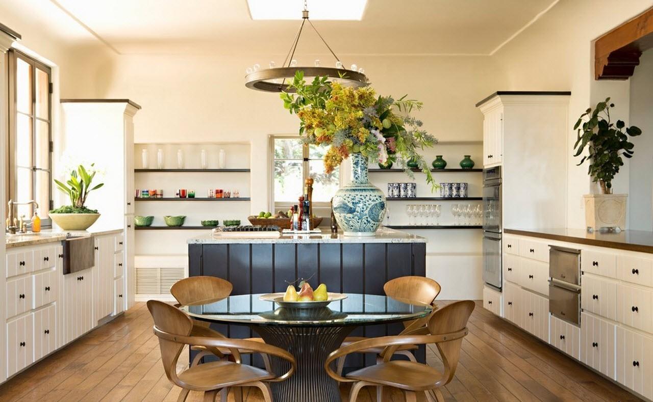 кухня в средиземноморском стиле фото оформления