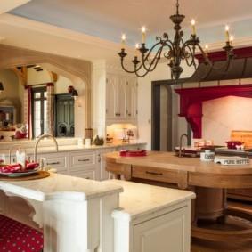 кухня в средиземноморском стиле идеи декора