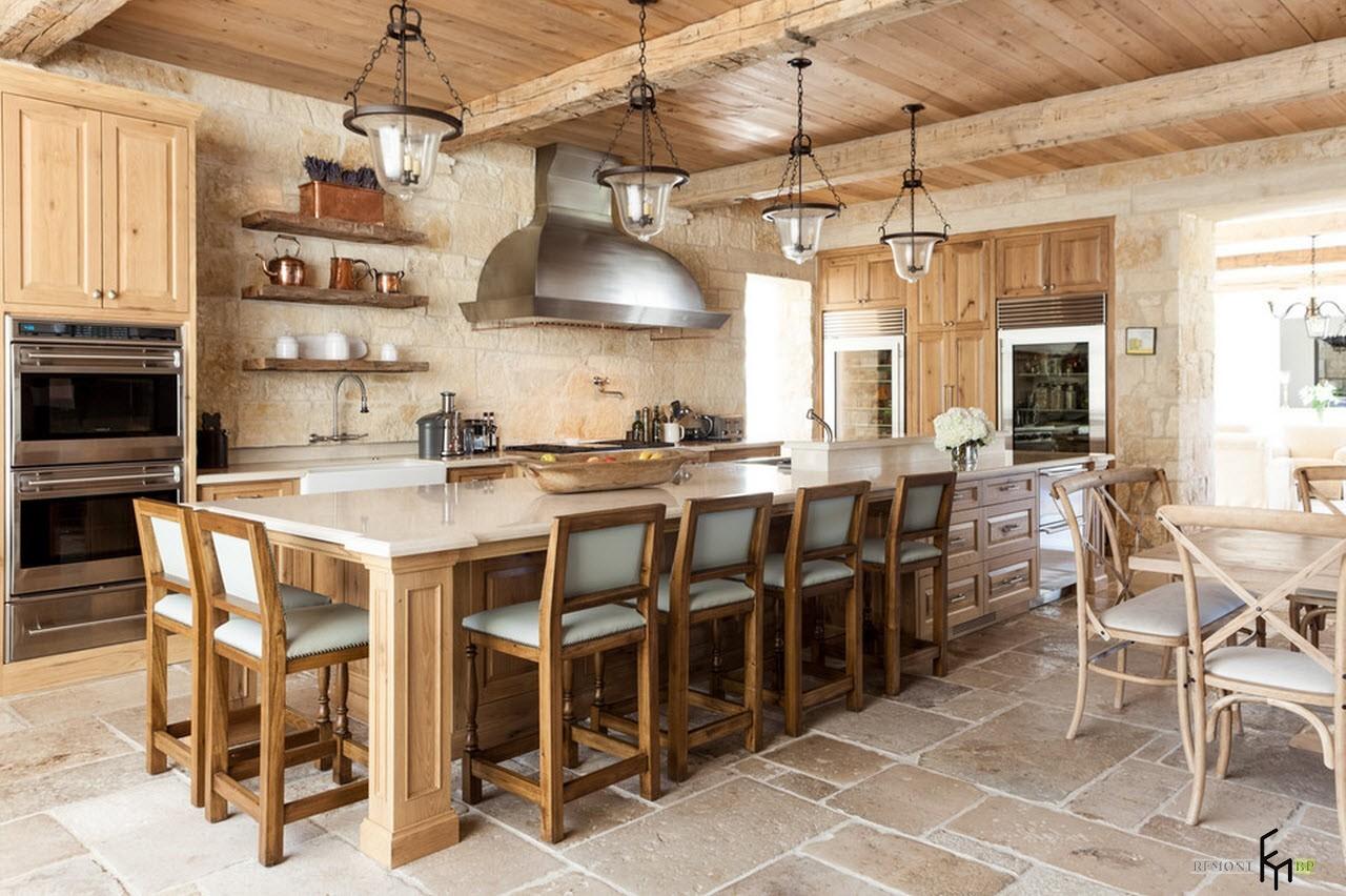 кухня в средиземноморском стиле идеи дизайн