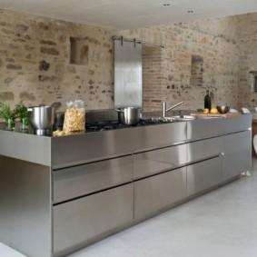 кухня в средиземноморском стиле виды идеи