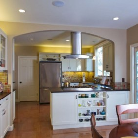 кухня гостиная 22 квадратных метра дизайн фото