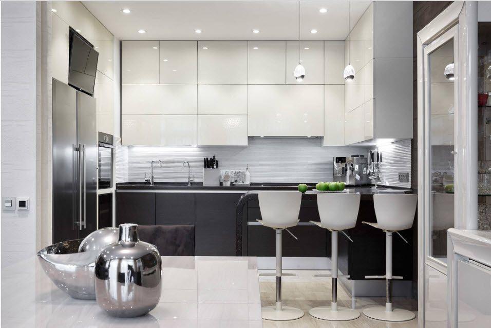 кухня гостиная 22 квадратных метра виды фото
