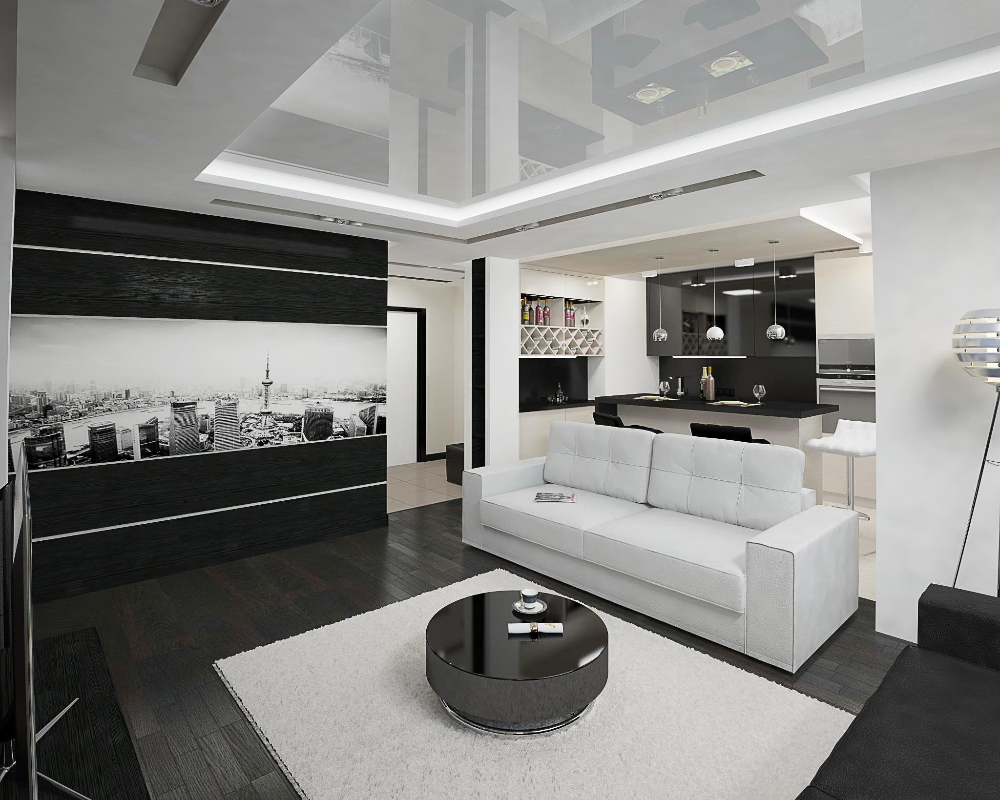 кухня гостиная 22 квадратных метра дизайн