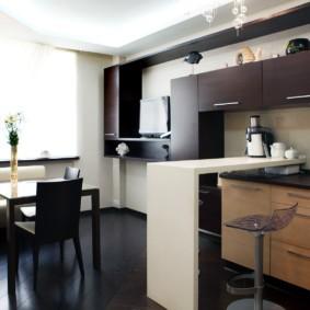 кухня гостиная 22 квадратных метра идеи