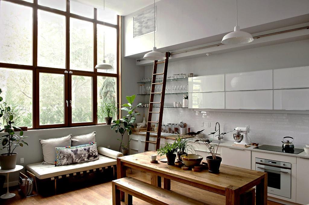 кухня гостиная 22 квадратных метра идеи декора