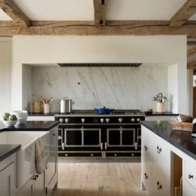 кухня ниша декор фото
