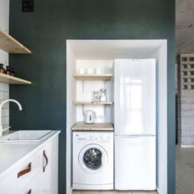 кухня ниша дизайн