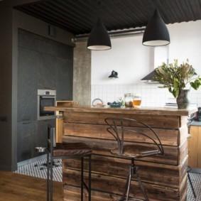 кухня ниша дизайн фото