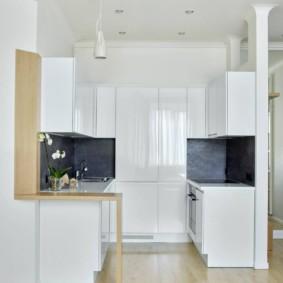 кухня ниша фото