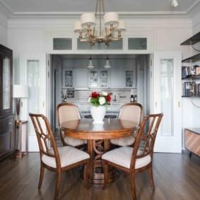 кухня ниша фото дизайн