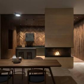 кухня ниша фото дизайна